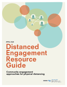 distanced engagement resource guide