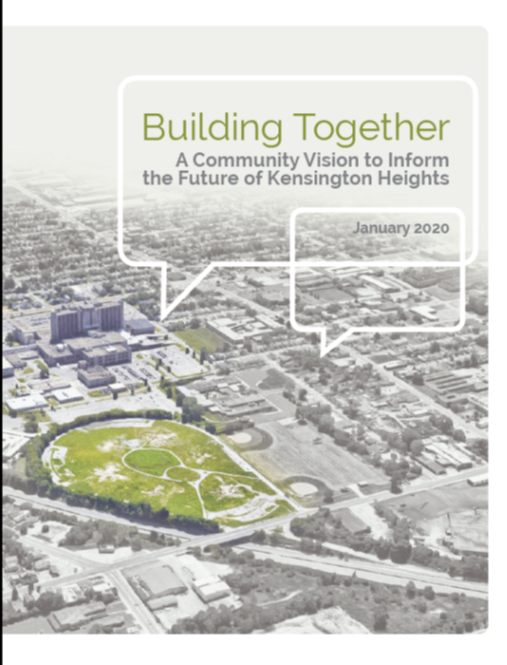 Building Together: A Community Vision to Inform the Future of Kensington Heights