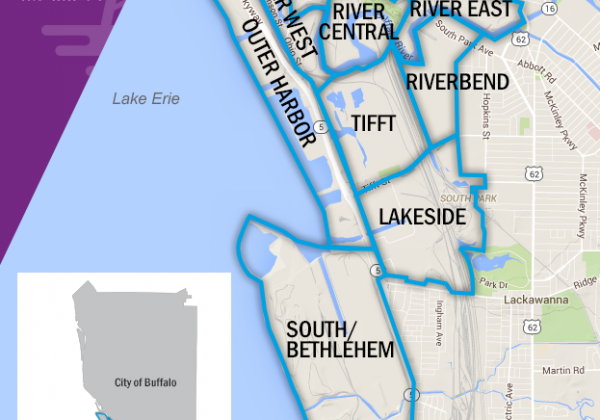 South Buffalo & Riverbend Area Infrastructure Needs Assessment