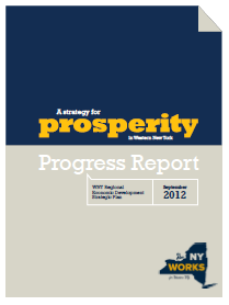 WNY REDC Progress Report 2012