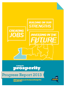 WNY REDC Progress Report 2013