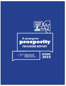 WNY REDC Progress Report 2015