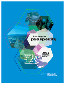 WNY REDC Progress Report 2017
