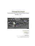 Redevelopment of 500 Block of Main Street Buffalo NY