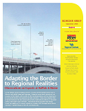 Adapting the Border to Regional Realities-Policy Brief