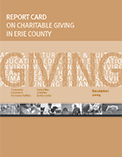 Erie County Charitable Giving Report Card 2004