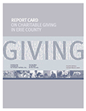 Report Card on Charitable Giving in Erie County, 2006
