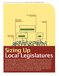 Sizing Up Local Legislatures