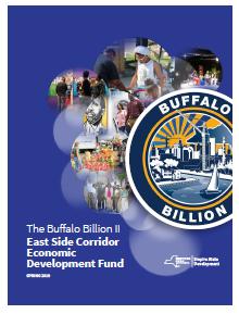Buffalo Billion II East Side Corridor Economic Development Fund