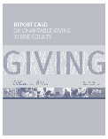 Erie County Charitable Giving Report Card 2006