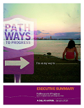 Pathways to Progress for the Women & Girls of Western New York Executive Summary