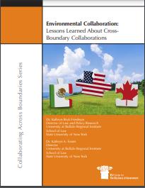 Environmental Collaboration Across International Boundaries