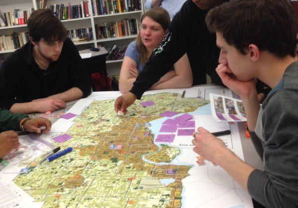 Citizen Planning School